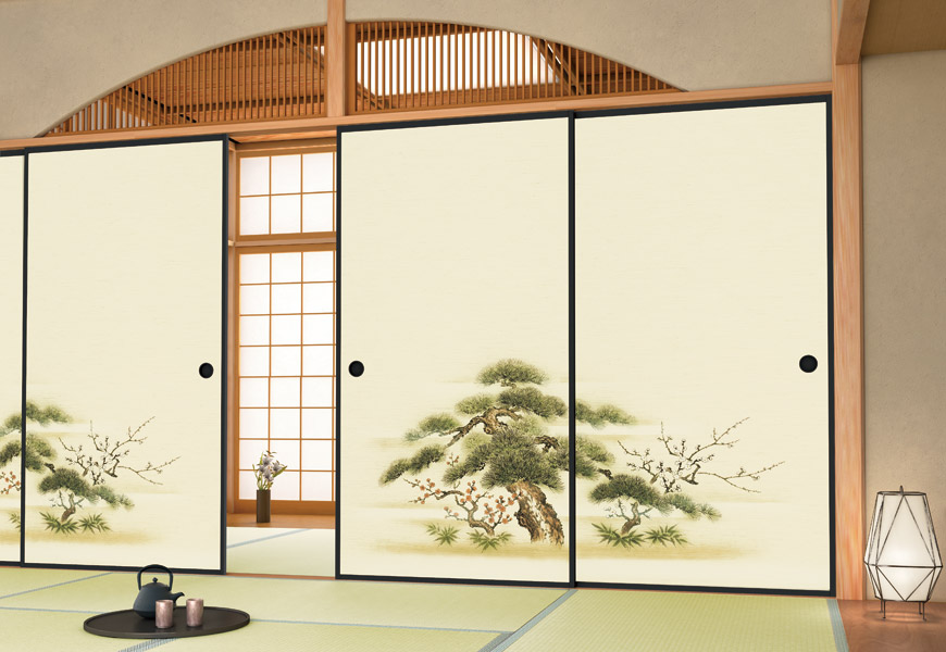 Fusuma | Sliding doors that are a work of art and a way of life & Fusuma | Sliding doors that are a work of art and a way of life | J ...